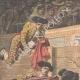 DETAILS 01 | Tragic bullfight in Seville - Spain - 1909