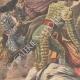 DETAILS 02 | Tragic bullfight in Seville - Spain - 1909