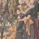 DÉTAILS 04 | Annonce traditionnelle de la naissance d'une princesse en Hollande - 1909