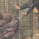 DETTAGLI 04 | Una donna si lancia da una finestra per fuggire dal fuoco a Marsiglia - 1909