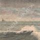DETTAGLI 01 | Un uomo normanno naufragato su una roccia presso le Minquiers - Jersey - 1909