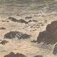 DETTAGLI 02 | Un uomo normanno naufragato su una roccia presso le Minquiers - Jersey - 1909