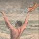 DETTAGLI 03 | Un uomo normanno naufragato su una roccia presso le Minquiers - Jersey - 1909