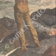DETTAGLI 04 | Un uomo normanno naufragato su una roccia presso le Minquiers - Jersey - 1909