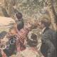 DETTAGLI 04 | Un dirigibile atterra vicino a un banchetto di nozze a Louhans - Francia - 1909
