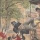 DETTAGLI 01 | Incidente su un tram a Clichy - Francia - 1909