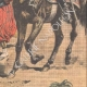 DETAILS 04   Victor Emmanuel II cheered by his soldiers at the battle of Palestro