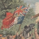 DETAILS 01 | Auteuil race disturbed by the lads union - France - 1909
