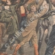 DETAILS 02 | Auteuil race disturbed by the lads union - France - 1909