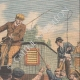 DETAILS 03 | Auteuil race disturbed by the lads union - France - 1909