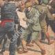 DETAILS 04 | Auteuil race disturbed by the lads union - France - 1909