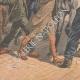 DETAILS 05 | Auteuil race disturbed by the lads union - France - 1909
