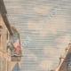 DETALJER 01 | Den franska flaggan flyger i Alsace på Molsheim - Frankrike - 1909