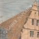 DETALJER 03 | Den franska flaggan flyger i Alsace på Molsheim - Frankrike - 1909
