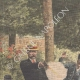 DETTAGLI 01 | Un pazzo spara a una ragazza nel Jardin du Luxembourg a Parigi - Francia - 1909