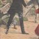 DETTAGLI 02 | Un pazzo spara a una ragazza nel Jardin du Luxembourg a Parigi - Francia - 1909