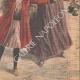 DETTAGLI 06 | Un pazzo spara a una ragazza nel Jardin du Luxembourg a Parigi - Francia - 1909