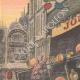 DETTAGLI 01 | Le auto delle ufficio postale seminano terrore a Parigi - Francia - 1909