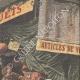 DETTAGLI 03 | Le auto delle ufficio postale seminano terrore a Parigi - Francia - 1909