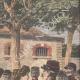 DETTAGLI 03 | Arrivo dei riservisti alla caserma Dode a Grenoble - Francia - 1909