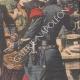 DETTAGLI 04 | Arrivo dei riservisti alla caserma Dode a Grenoble - Francia - 1909