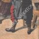 DETTAGLI 06 | Arrivo dei riservisti alla caserma Dode a Grenoble - Francia - 1909