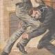 DETAILS 02 | Two police officers killed by a criminal on rue de la Folie-Méricourt in Paris - France - 1909