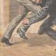 DETAILS 05 | Two police officers killed by a criminal on rue de la Folie-Méricourt in Paris - France - 1909