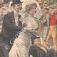 DETTAGLI 04 | Un noce attraversa le strade di Berlino col pattini a rotelle - Germania - 1909