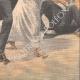 DETTAGLI 06 | Un noce attraversa le strade di Berlino col pattini a rotelle - Germania - 1909