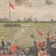 DETTAGLI 05   Grande Semaine d'aviation - Dimostrazione aeronautica a Betany - Francia - 1909