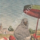 DETTAGLI 01 | Il sultano Mulay Hafid sta torturando i sostenitori di Rogui a Fes - Marocco - 1909