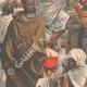 DETTAGLI 02 | Il sultano Mulay Hafid sta torturando i sostenitori di Rogui a Fes - Marocco - 1909