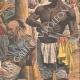 DETTAGLI 04 | Il sultano Mulay Hafid sta torturando i sostenitori di Rogui a Fes - Marocco - 1909