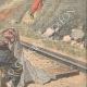 DETTAGLI 04 | Un postino legato e lasciato su una ferrovia da ladri a Villeneuve-lès-Avignon - Francia - 1909