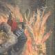 DETTAGLI 03 | Un soldato salva due bambini in fiamme di un fuoco a Parigi - Francia - 1909