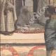 DETTAGLI 02 | Il sultano Moulay Hafid Rogui sta uccidendo a Fes - Marocco - 1909