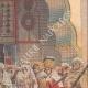 DETTAGLI 03 | Il sultano Moulay Hafid Rogui sta uccidendo a Fes - Marocco - 1909