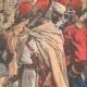 DETTAGLI 04 | Il sultano Moulay Hafid Rogui sta uccidendo a Fes - Marocco - 1909