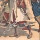 DETTAGLI 06 | Il sultano Moulay Hafid Rogui sta uccidendo a Fes - Marocco - 1909