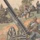 DETTAGLI 02 | Costruzione di un cannone contro dirigibili a Meppen - Germania - 1909