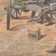 DETTAGLI 05 | Costruzione di un cannone contro dirigibili a Meppen - Germania - 1909