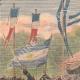 DETTAGLI 01 | Inaugurazione delle monumento a José de San Martín a Boulogne-sur-mer - Francia - 1909