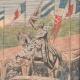 DETTAGLI 03 | Inaugurazione delle monumento a José de San Martín a Boulogne-sur-mer - Francia - 1909