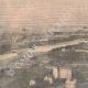 DETTAGLI 05   Volo di un aereo sopra Parigi - Francia - 1909