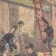 DETTAGLI 01 | Una donna sepolta nel crollo della strada a Parigi - Francia - 1909