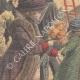 DETTAGLI 02 | Una donna sepolta nel crollo della strada a Parigi - Francia - 1909
