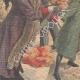 DETTAGLI 05 | Una donna sepolta nel crollo della strada a Parigi - Francia - 1909