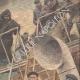 DETTAGLI 03 | Un giaguaro in libertà sul ponte di una nave, sbarca a New York - 1909