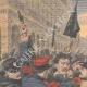 DETTAGLI 01 | Arresto dell'assassino del generale Verand a Parigi - Francia - 1909